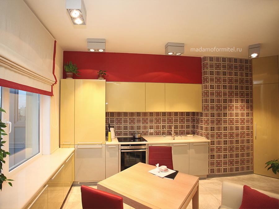 Реализованный проект квартиры