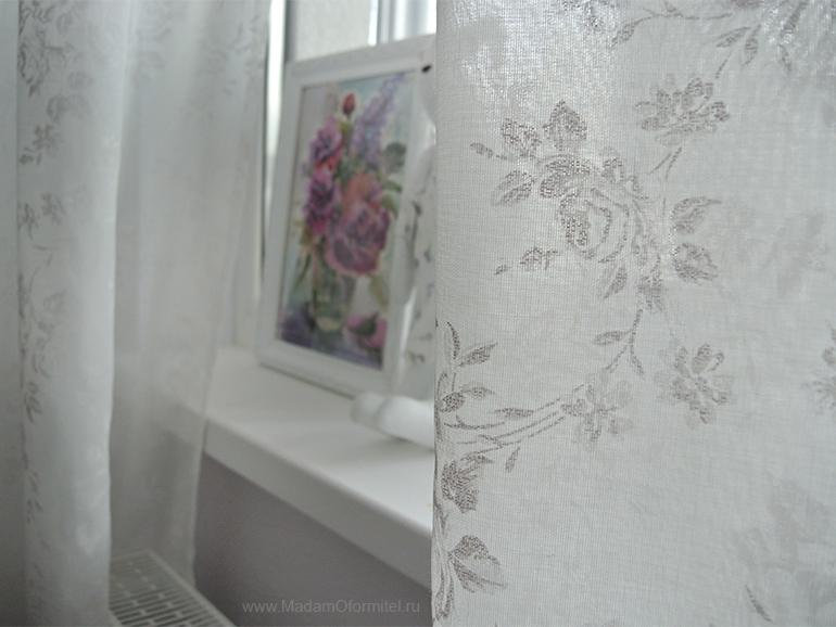 шторы от Мадам Оформитель, шторы с кантом, пошив штор в Санкт-Петербурге, пошив штор Спб,  оформление спальни,шторы в стиле Прованс