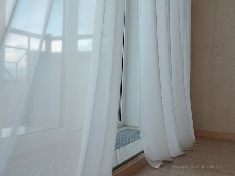шторы на окно с аркой, шторы в гостиной, шторы от Мадам Оформитель, пошив штор на заказ в СПб