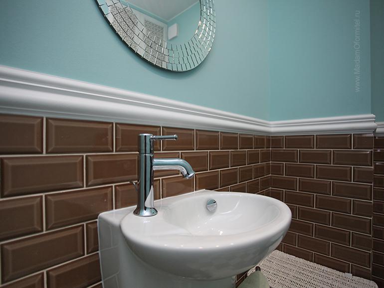 дизайнер интерьера, дизайнер в СПб, дизайнер Питер, дизайнер интерьеров спб, дизайн-проект квартиры, плитка metro, кабанчик, дизайн ванны, плитка кирпичик