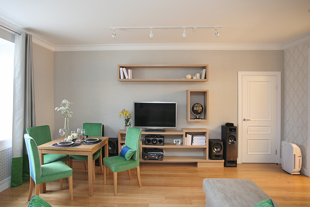 дизайнер интерьера, визуализация, дизайнер в СПб, дизайнер Питер, дизайнер интерьеров спб, дизайн-проект квартиры, зеленая гостиная