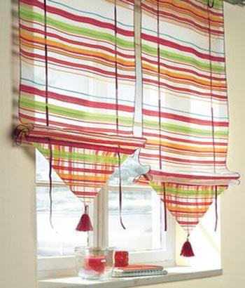 Купить шторы для кухни - цены, отзывы. Каталог штор для кухни в интернет-магазине Дом Алетто, описание, характеристики, фотографии.
